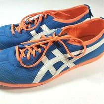 Asics Onitsuka Tiger Rio Runners Mens Shoes Size 13 D327y Athletic Trainer Blue Photo