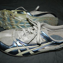 Asics Prima Diva Sprint Track & Field Running Shoes Sneakers Spikes Women Sz 7.5 Photo