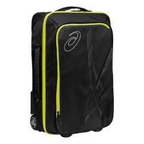 Asics Quick Stay Wheelie Bag Black/black Photo