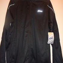 Asics Reflective Jacket in Large. Photo
