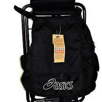 Asics Running Insulated Backpack & Portable Folding Sports Camping Chair New Photo