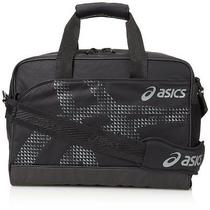 Asics Stripes Training Bag  Black  All Photo