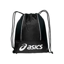 Asics Team Cinch Bag Black/black Photo