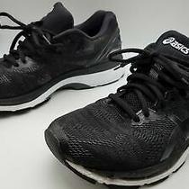 Asics Women's Black Athletic Shoes Sz 8.5 Photo