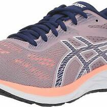 Asics Women's Gel-Excite 6 Running Shoes 5 Wide Violet Blush/dive Blue Photo
