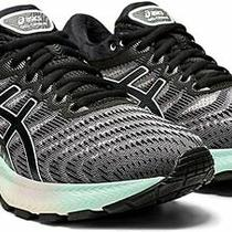 Asics Women's Gel-Nimbus Lite Running Shoes Black/black 9.5 b(m) Us Photo
