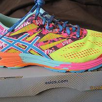 Asics Women's Gel Noosa Tri 10 Running Training Shoes Size 7 - Bnib Photo
