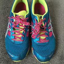 Asics Women's Sneakers Multi-Color Size 7.5 Photo