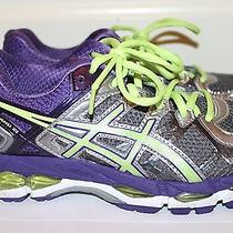 Asics Women's Sneakers T4h7n Size 7.5  Photo