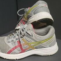 Asics Womens Gel Contend 5 Running Training Athletic Shoes Sz 7.5 Photo