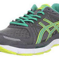 Asics Womens Gel-Neo33 Titanium/emerald/lemon Chrome Running Shoes Us 12 Photo