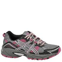 Asics Womens Gel-venture&174 4 Running Shoe Sz 9b Photo