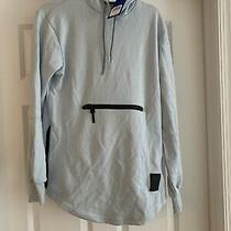 Asics Womens Premium Fleece Hoodie Size Small 100 Sweatshirt Pullover Photo