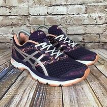 Asics Womens Running Shoes Size 8.5 Purple T6e8n Gel Excite 4  Photo