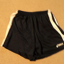 Asics Womens Shorts With Built in Panty Small S Great Condition Photo
