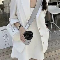 Asm Anna Women White Blazer and Dress Outfits Sz Xs/s Madewell Zara Photo
