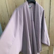 Asos Blush Kimono Style Jacket Size 8 Would Fit 10 Photo