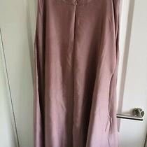 Asos Maternity Size 10 Blush Pink Midi Skirt Photo