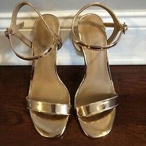 Asos Rose Gold Heels Size 6 Photo