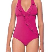 Assets Swimsuit by Spanx Size Small Photo