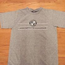 Assumption College T-Shirt School Crest Size Small Photo