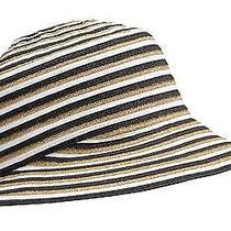 Aswechange Gottex Pippa Asymetrical Brim Derby Hat Photo
