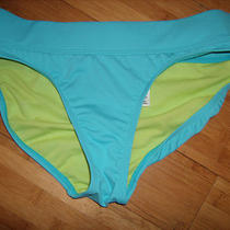 Athleta Tide Bikini Bottom Size S Photo