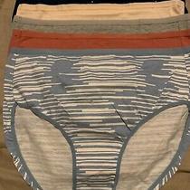 Auden Panties Size M 6-Pairs Repackaged  Photo