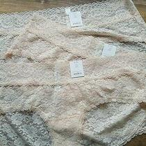 Auden Woman's Size Xl (16) 3 Piece Hipster Underwear Panties Set Photo