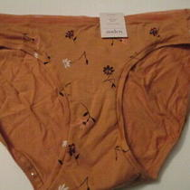 Auden Womens Panty Nwt Soft Size Small (4-6) Qty 1 Ladies Underwear New Bikini Photo
