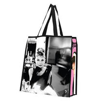 Audrey Hepburn - Breakfast at Tiffanys - Reusable Shopping Tote/gift Bag 92173 Photo