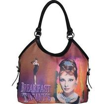 Audrey Hepburn Licensed Breakfast at Tiffany Handbag Photo
