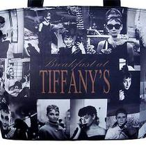 Audrey Hepburn Picture Collage Breakfast at Tiffany's Tote Shoulder Bag Purse Photo