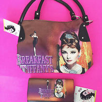 Audrey Hepburn Purse and Wallet New Breakfast at Tiffany's Photo