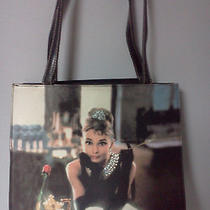 Audrey Hepburn Rhinestone Purse Handbag Breakfast at Tiffanys Photo