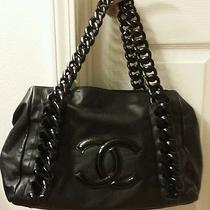 Aunthentic Chanel With Modern Chain  Photo