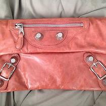 Auth. Balenciaga Pouch Bag Clutch See My Other Items on Sale Now... Photo