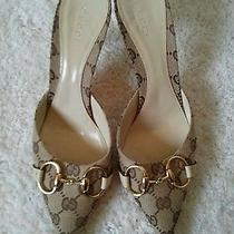 Auth Beautiful Gucci Shoes  Photo