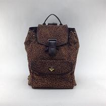 Auth Bottega Veneta Animal Print Leopard Print Backpack (15006037) Photo