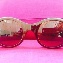 auth.cartier Brown Sunglasses Photo