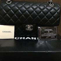 Auth Chanel Black Lamp Skin 10