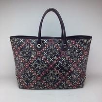 Auth Chanel Cambon Tote Bag Coco Label (14000499) Photo
