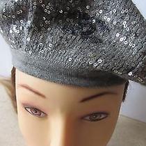 Auth Chanel Cc Logo Cashmere Soft Luxurious Hat/berret New Photo