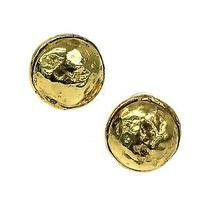 Auth Chanel Earring Metal Gold (Bf055740) Photo