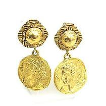 Auth Chanel Earring Metal Gold(bf061863) Photo