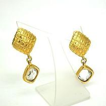Auth Chanel Earring Metal Gold(bf062324) Photo