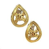 Auth Chanel Earring Metal Gold(bf064231) Photo