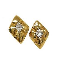 Auth Chanel Earring Metal Gold(bf065177) Photo