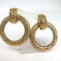 Auth Chanel Earring Metal Gold(bf065277) Photo