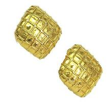 Auth Chanel Earring Metal Gold (Bf068571) Photo